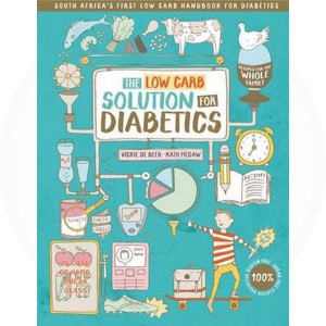 Low Carb Solution for Diabetics Book