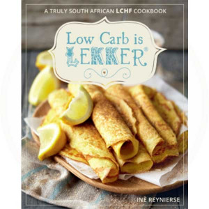 Low Carb is Lekker Book