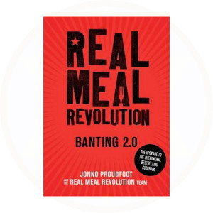 Real Meal Revolution Banting 2.0 Book