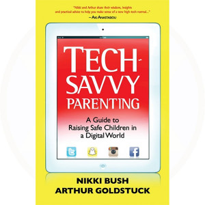 Tech-Savvy Parenting Book